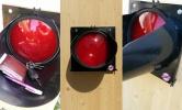 Vide poche feu rouge - par Raphy's toll - A VENDRE 250.-