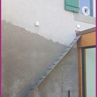 Escalier à chat