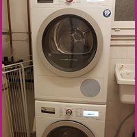 Installation machine à laver