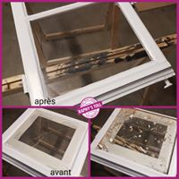 Réparation carreau de fenêtre