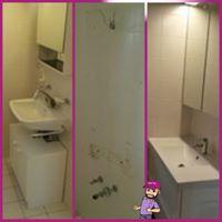 Remplacement meuble salle de bain