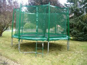 Assemblage de trampolin
