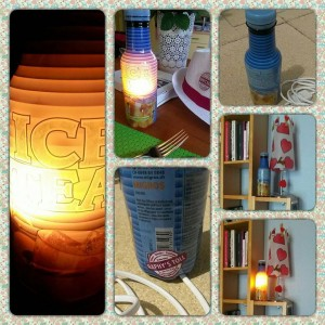 Lampe Ice Tea