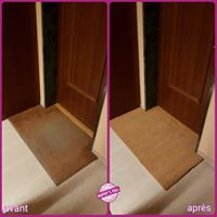 Remplacement tapis